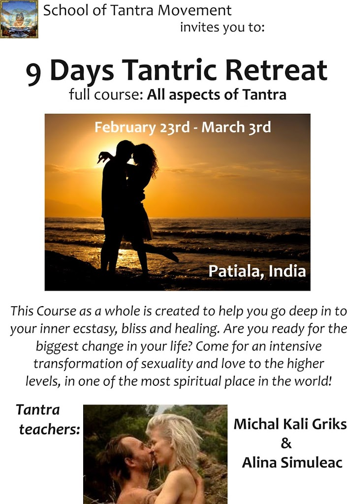 9 Days Tantra Retreat In India